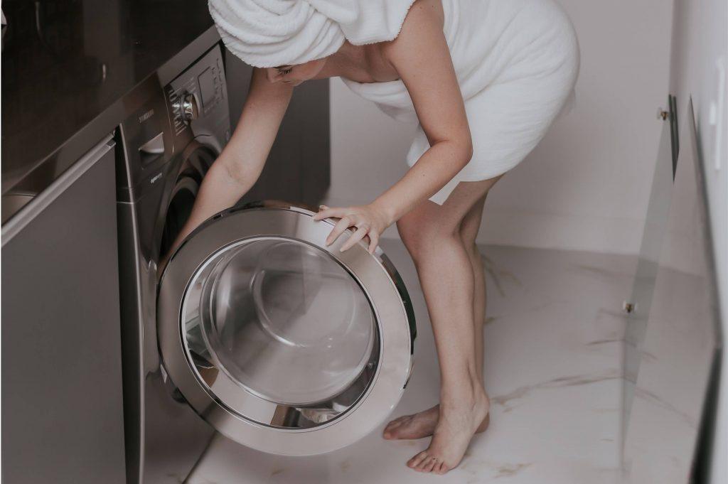 culotte menstruelle lavées en machine