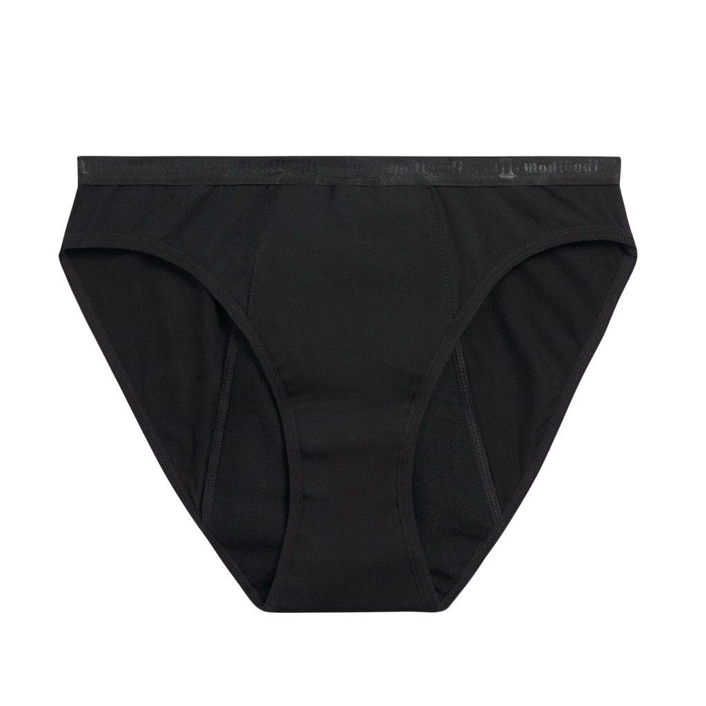 modibodi culotte menstruelle classique noire