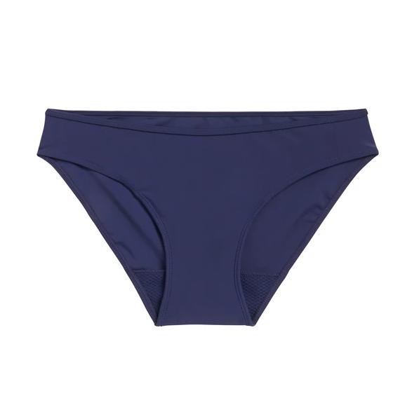 bas de bikini menstruel bleu modibodi