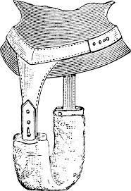 histoire ceinture concept serviette hygienique