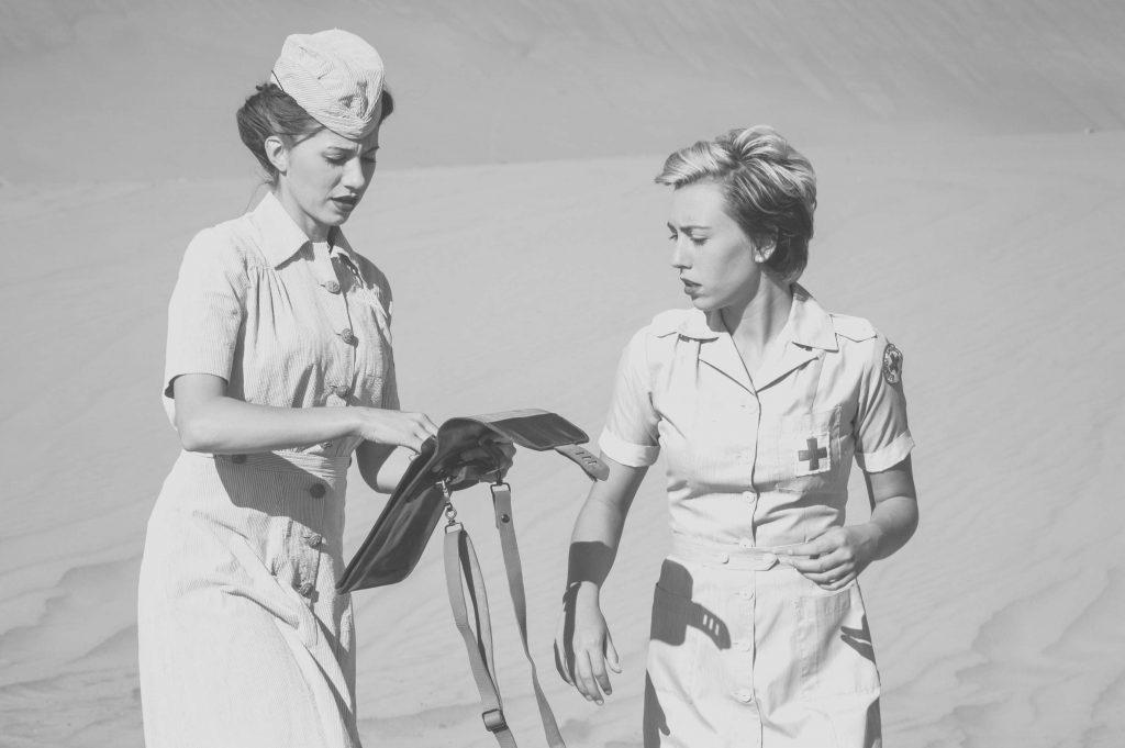 infirmiere de guerre