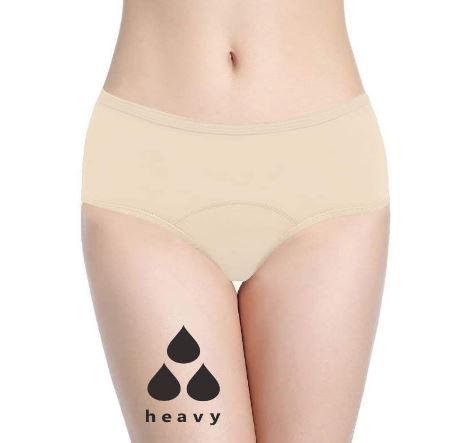 noblood culotte menstruelle nude