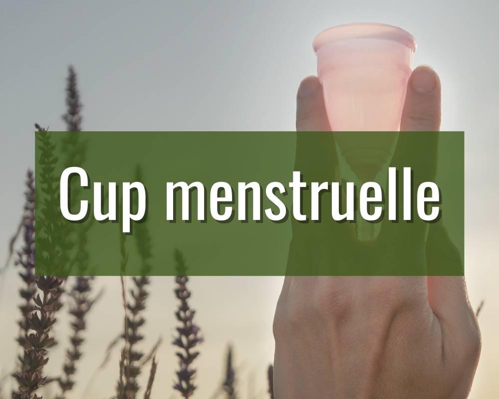 la cup menstruelle